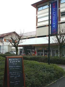 Restaurant Azimuth45, Annecy