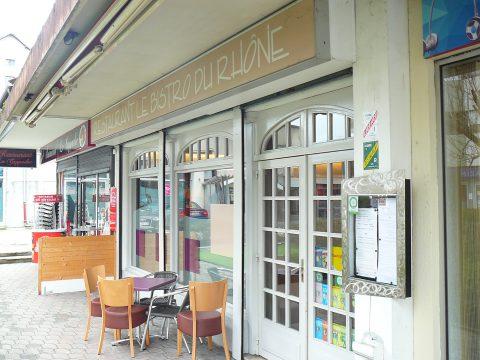 Restaurant Bistro du Rhône, Annecy
