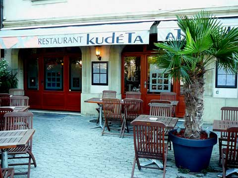 Restaurant Le Kudéta, Carouge