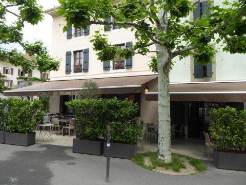 Restaurant Olivier de Provence, Carouge Genève Geneva
