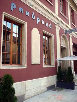 Restaurant Paku Paku, Carouge