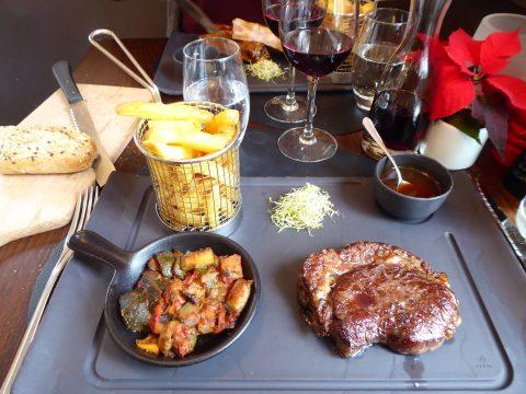 Restaurant Au Boeuf Rouge, Crassier