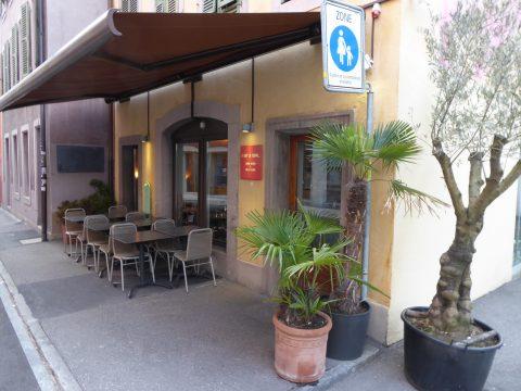Restaurant A Bout de Souffre, Genève