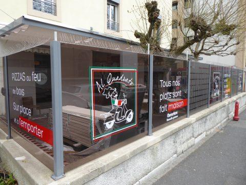 Restaurant Al Quadrato, Genève