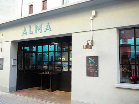 Restaurant Alma, Genève