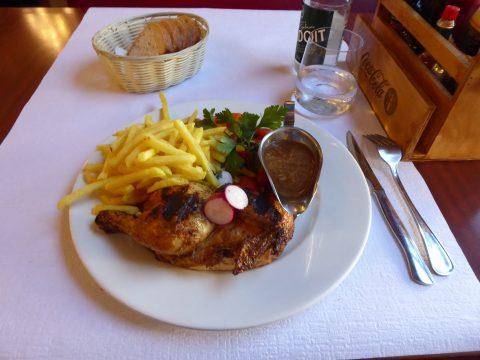 Restaurant Bagatelle, Genève