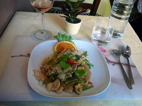 Restaurant Baï Toey , Genève