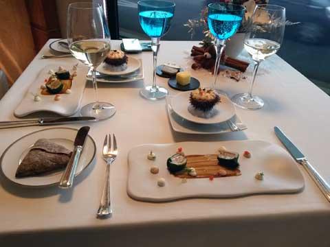 Restaurant Bayview, Genève