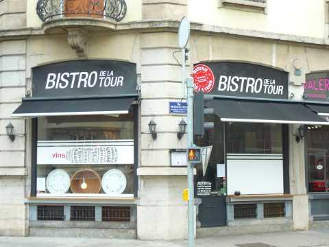 Restaurant Bistro de la Tour, Genève