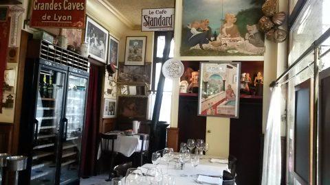 Restaurant le Bistrot du Boeuf Rouge, Genève
