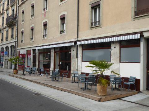 Restaurant le Bologne, Genève / Geneva