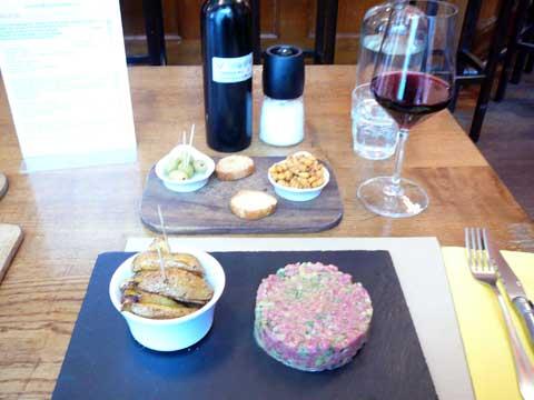 Restaurant le Boulevard du Vin, Genève