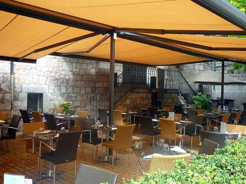 Restaurant la Broche, Genève