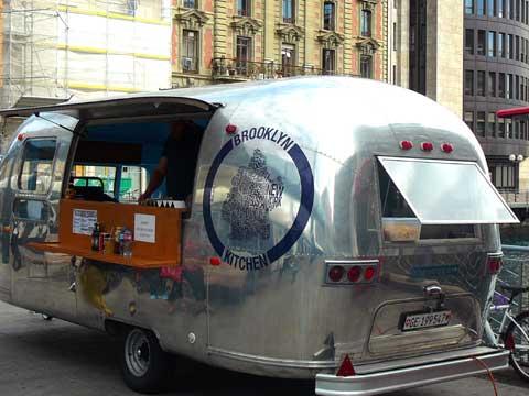 Brooklyn Kitchen Food Truck, Genève