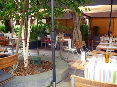 Restaurant Café des Bains, Genève