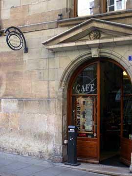 Restaurant Café Papon, Genève