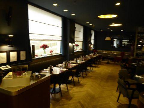 Restaurant Capocaccia, Genève