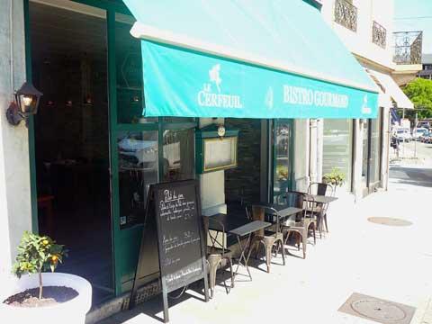 Restaurant le Cerfeuil, Genève