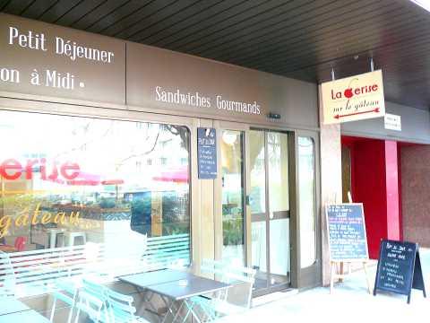 Restaurant La Cerise sur le Gâteau, Genève