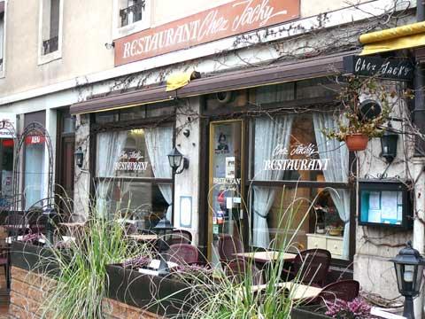 Restaurant Chez Jacky, Genève