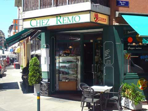 Restaurant Chez Remo, Genève
