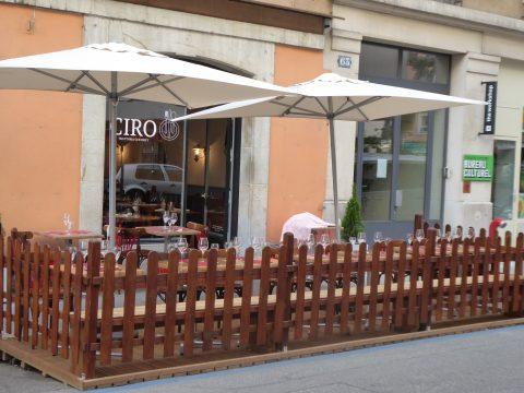 Restaurant Ciro, Genève / Geneva