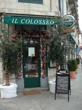 Restaurant Il Colosseo, Genève