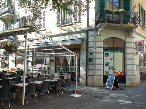 Restaurant Côté Lac, Genève