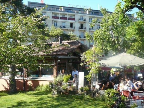 Restaurant Cottage Café, Genève