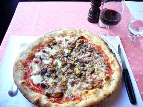 Restaurant Pizzeria Da Paolo, Genève