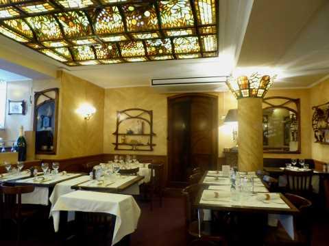 Restaurant Bistrot Dumas, Genève