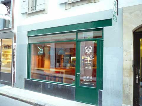 Restaurant ElSalad, Genève