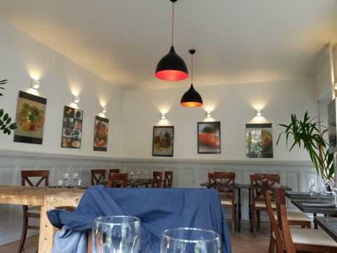 Restaurant L'Eveil des Sens, Genève