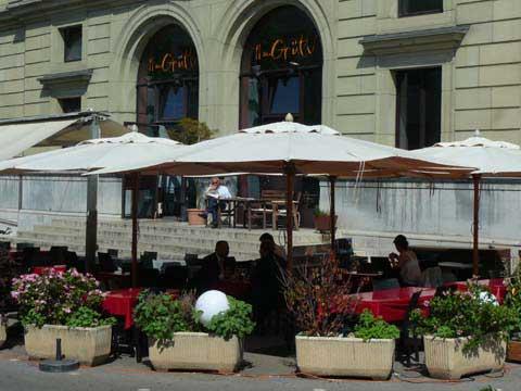Restaurant Au Grütli, Genève