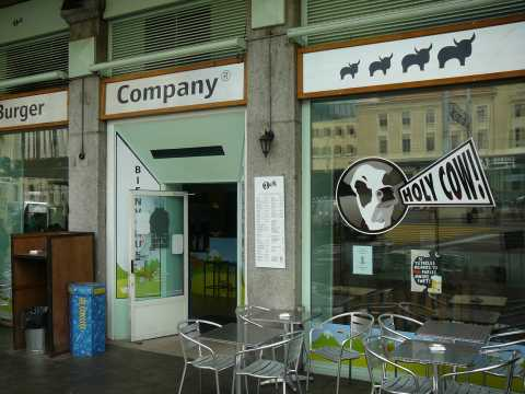 Restaurant Holy Cow Cornavin, Genève