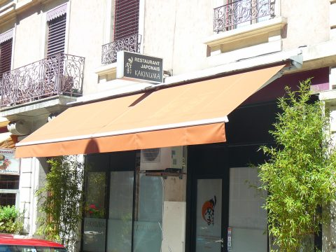 Restaurant Kakinuma, Genève