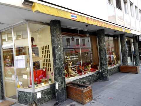 Restaurant Kha Tha Thai, Genève