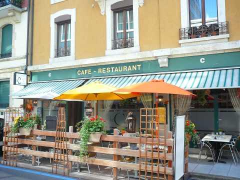 Restaurant Le C, Genève