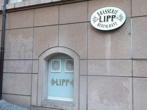 Restaurant Brasserie Lipp, Genèv