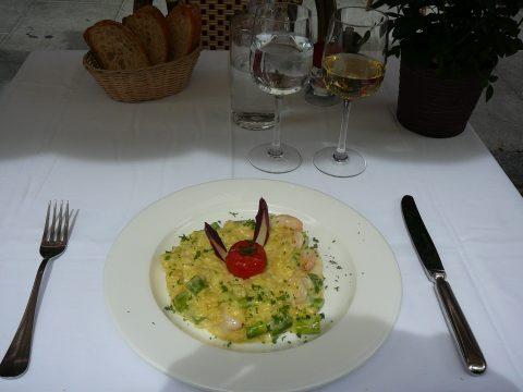 Restaurant Le Milan, Genève