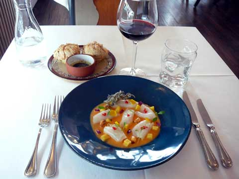 Restaurant Pachacamac, Genève