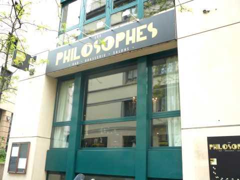 Restaurant Brasserie Les Philosophes, Genève