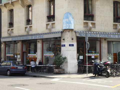 Restaurant Pizzeria du Jet-d'Eau, Genève