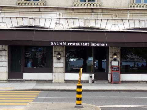 Restaurant Sauan, Genève