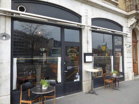 Restaurant Seppia Bistro, Genève / Geneva