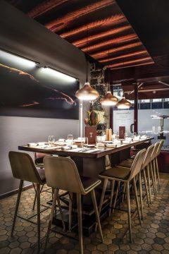Restaurant La Table du Cotton, Genève