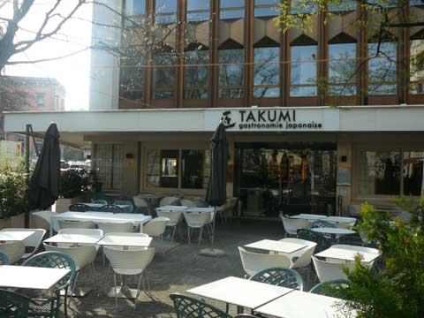 Restaurant Takumi, Genève