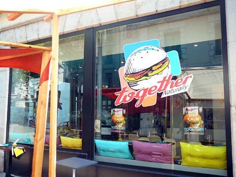 Restaurant Together, Genève
