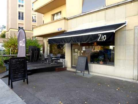 Restaurant Zio Champel, Genève