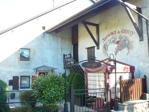 Auberge de Grilly